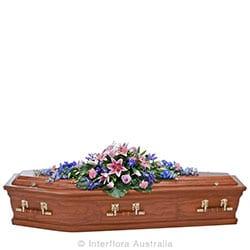 SOLACE Traditional casket spray suitable for service AUS 851