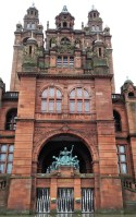 Kelvingrove Art Galleries Glasgow city