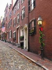 Acorn St., Beacon Hill