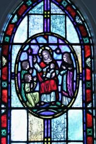 St. Mary's window