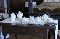 Breakfast Set in Marjorie Van Wickles's Room