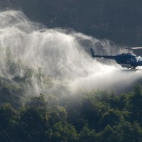 Pesticide Aerial Bombardment North County San Diego: August 18