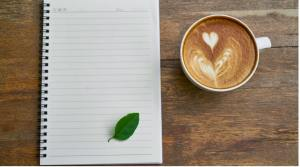 Deborah S. Nelson Home Page: Notebook and Cappuccino