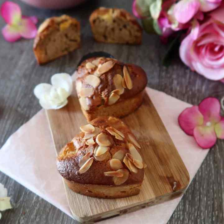 Muffins Pommes-Amandes