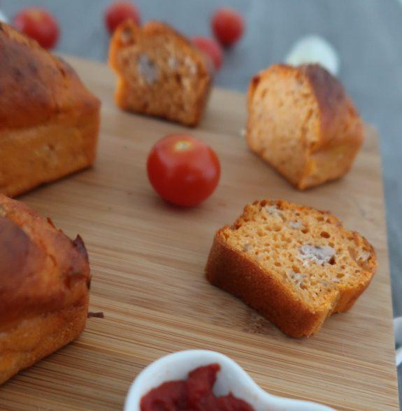 Cake Thon Tomate