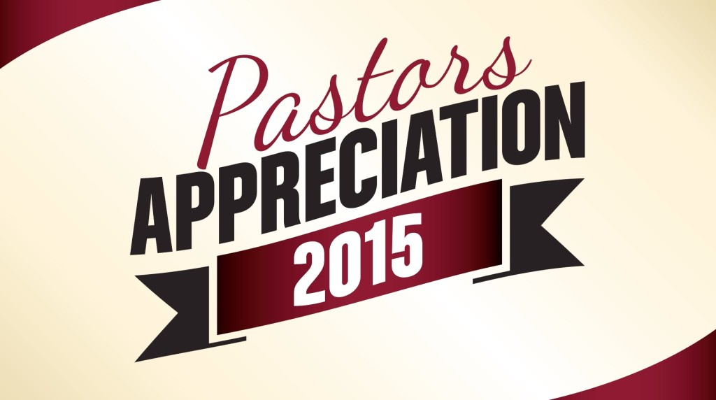 Thank You Pastors For Helping