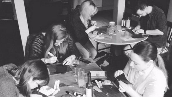 Crafty Sip – Creative Sessions