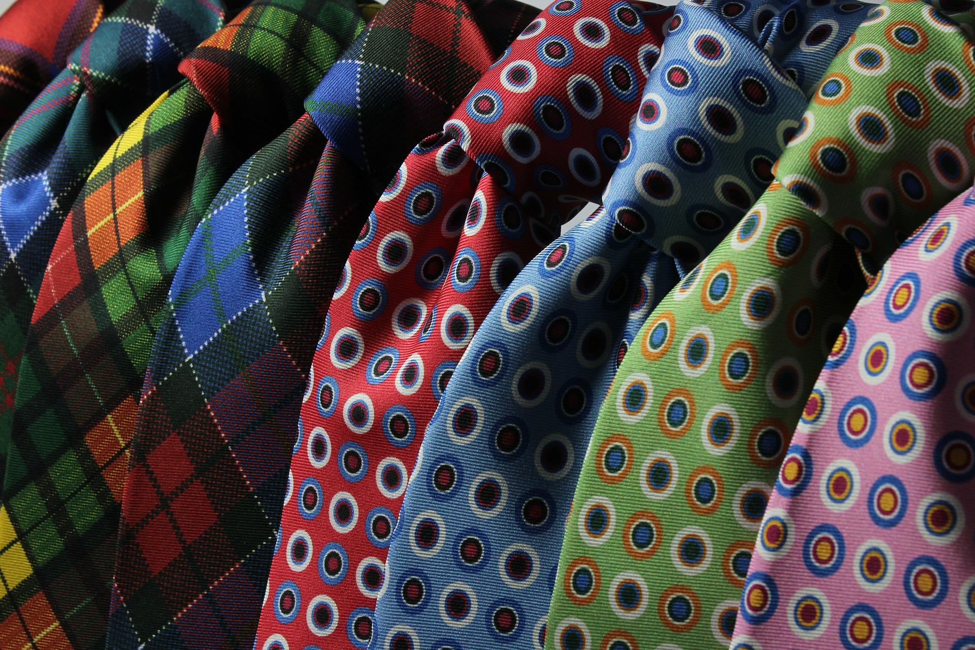Como elegir la Corbata