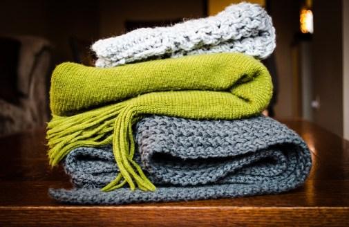 Cómo Usar una Bufanda