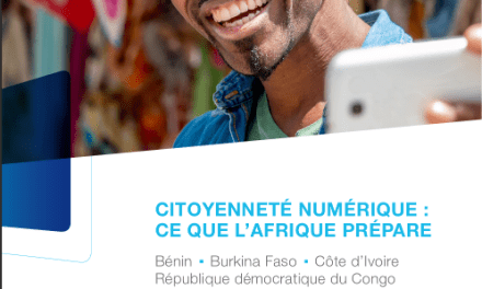 Citoyenneté numérique: ce que l'Afrique prépare