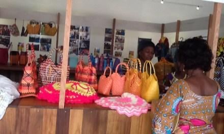 Kisangani: les femmes entrepreneures exposent les produits de l'artisanat