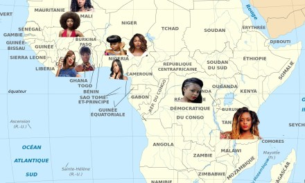 Devenir une chanteuse en Afrique