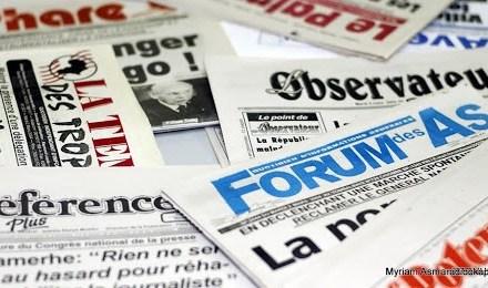 Lire chaque jour un journal congolais sur votre smartphone