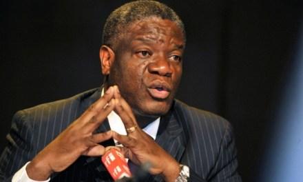 Dr Denis Mukwege : «Les droits des femmes sont en régression».