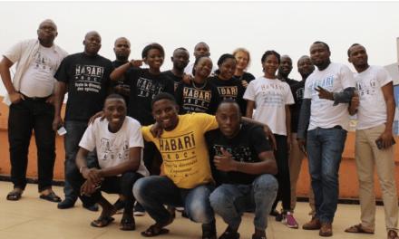 Habari et ses 100 blogueurs/euses dans le chaudron congolais