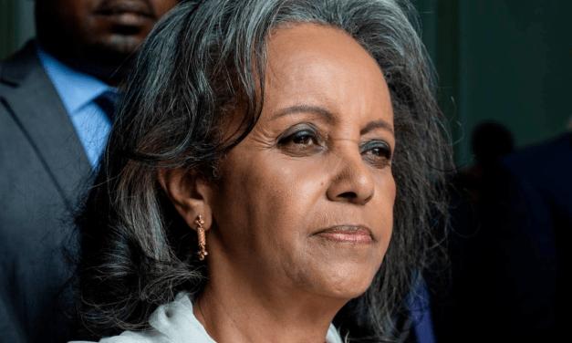 Mme Sahle-Work, seule femme présidente en Afrique … dans un poste honorifique !