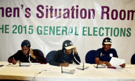 Les salles de gestion de crise pour les femmes promeuvent des élections pacifiques en Afrique