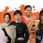 16 jours d'activisme : Orangez le monde : #EcoutezMoiAussi … j'ai été victime de violences
