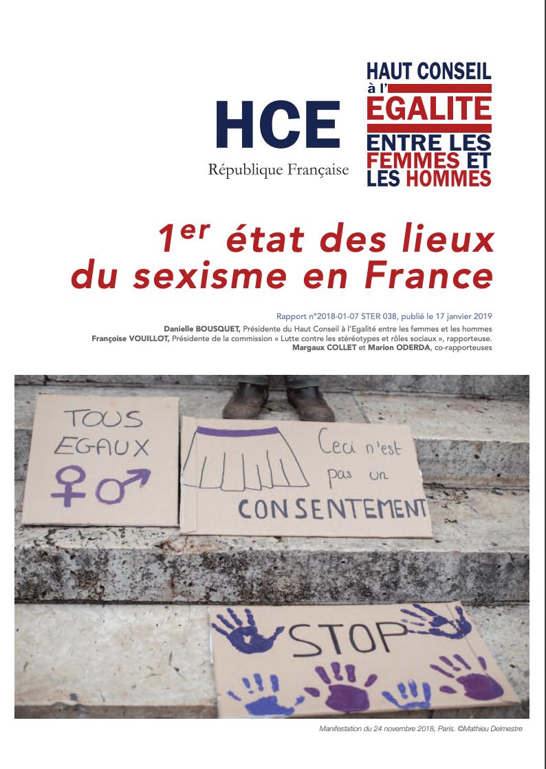 1er état des lieux du sexisme en France : lutter contre une tolérance sociale qui persiste