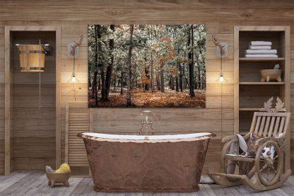 interior designers autumn tree wall art debra gail