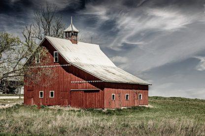 Red Barn 9848