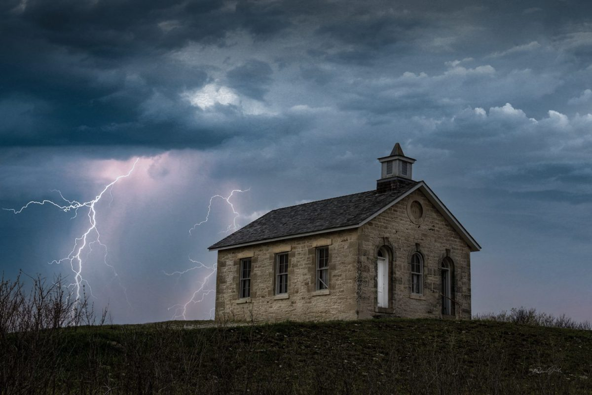 native stone schoolhouses stone structures top 10 places to visit in the flint hills