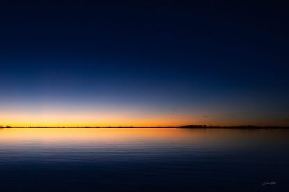 Lakes and Rivers and Sunrise 1360