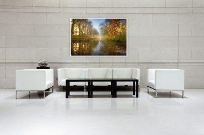 professional wall decor ideas autumn stream debra gail