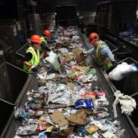 Recycling confusion fuels frenzy