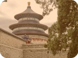 Temple of Heaven Retro