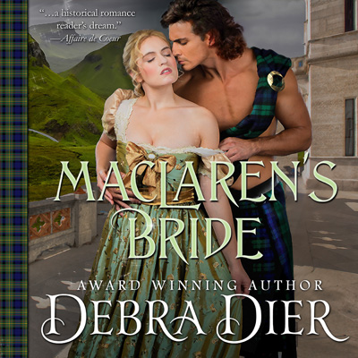 MacLaren's Bride by Debra Dier