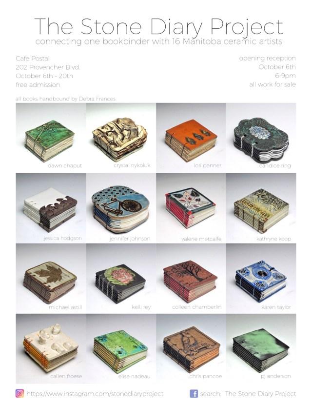 Stone Diary Poster jpg