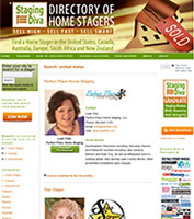 Directory of Home Stagers