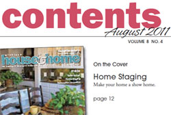 Staging Diva Home Staging Advice Featured in Michiana House & Home