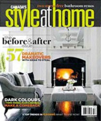Staging Diva featured in Style at Home Magazine