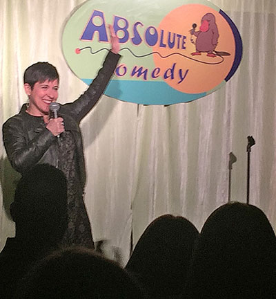 Debra Gould Stand Up Comedy