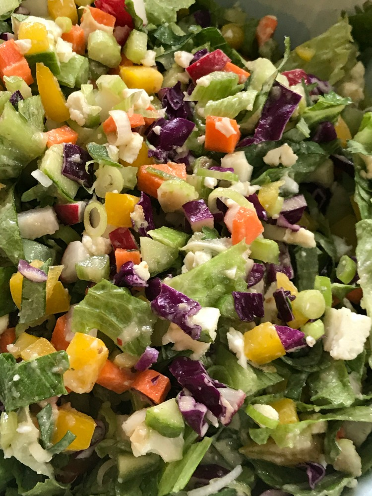 The Ultimate Chopped Salad