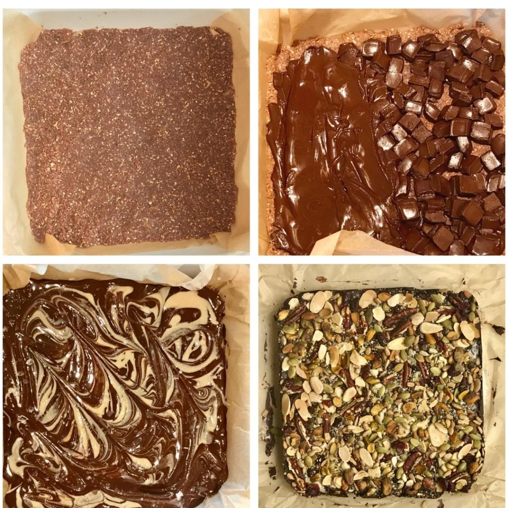 Chocolate Oatmeal Trail Bar