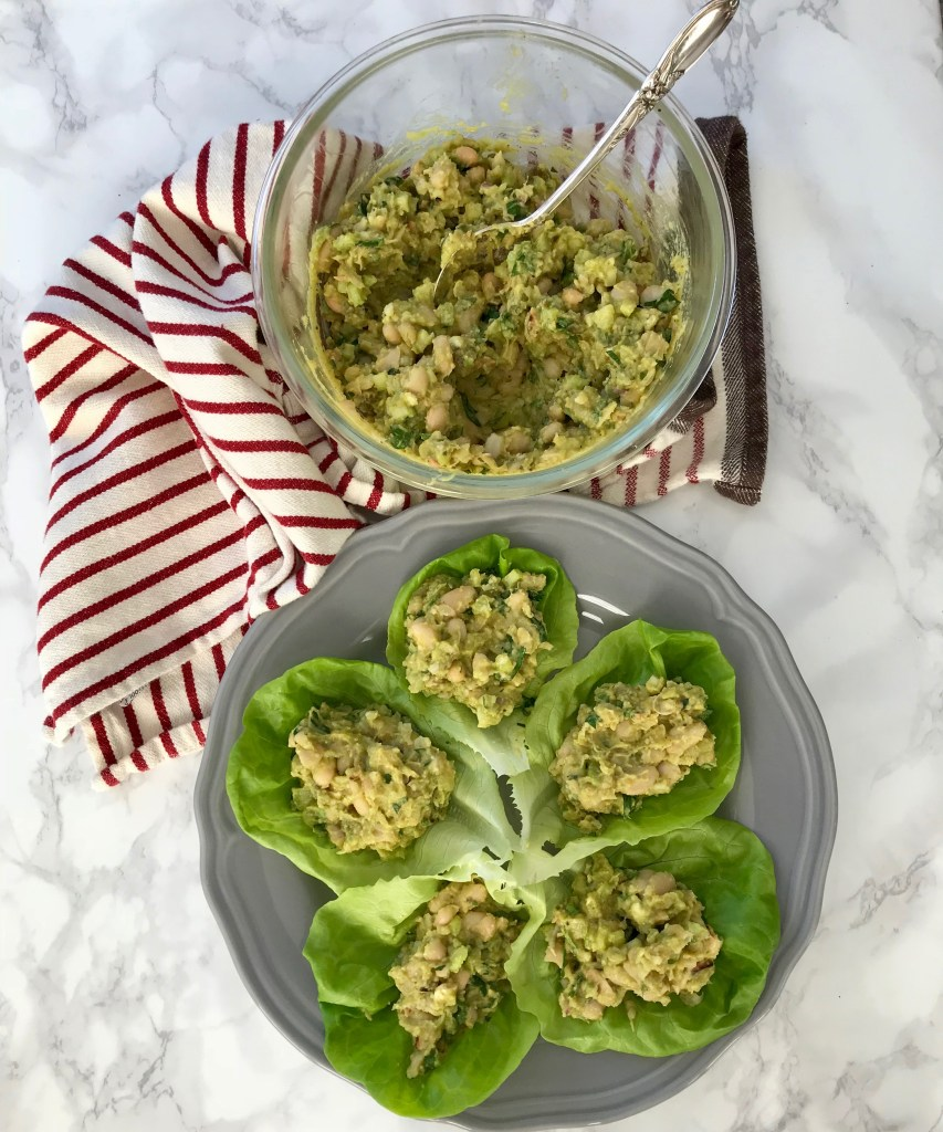Vegan Faux Chicken Salad