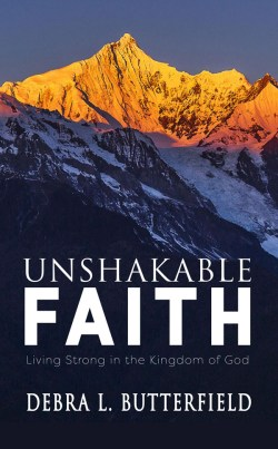 Unshakable Faith book cover, plan your project