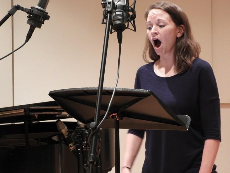 Kira recording session 059