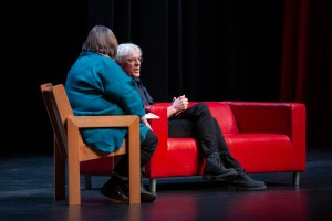 Stewart Copeland Interview on MU campus 2/29/20