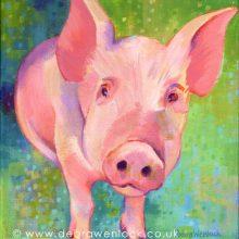 Peppermint Pig by Debra Wenlock