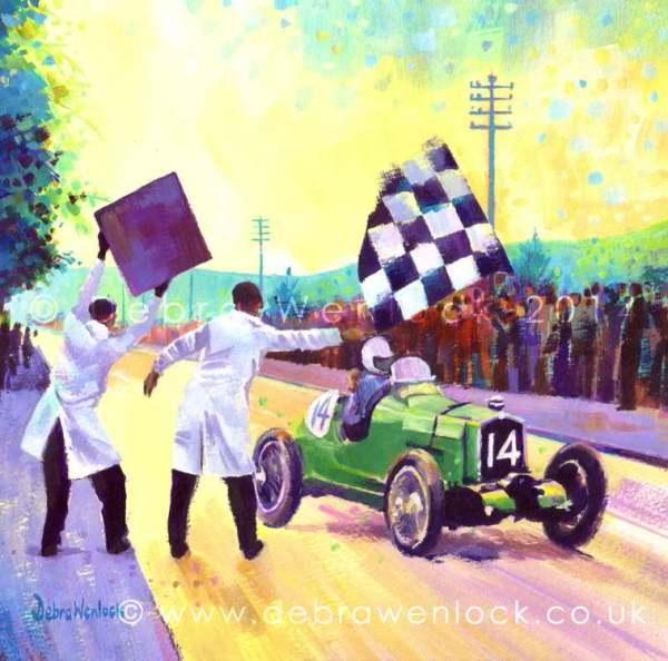 MG win at Cork 1937 Grand Prix