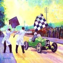 MG win at Cork 1937 Grand Prix