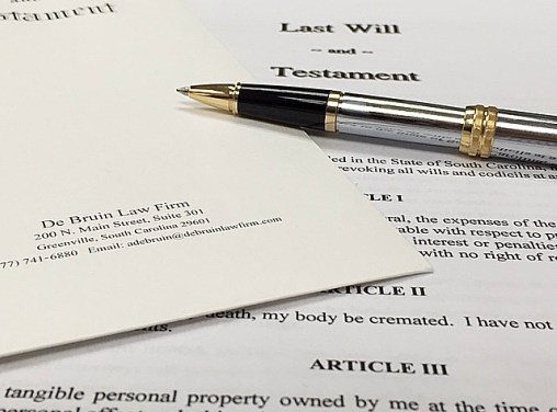Greenville Probate Lawyers