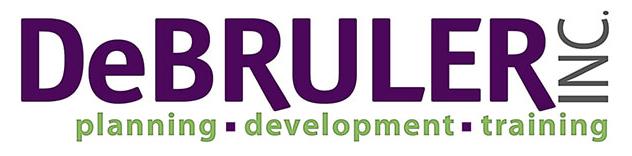 DeBruler, Inc.—planning, development, training