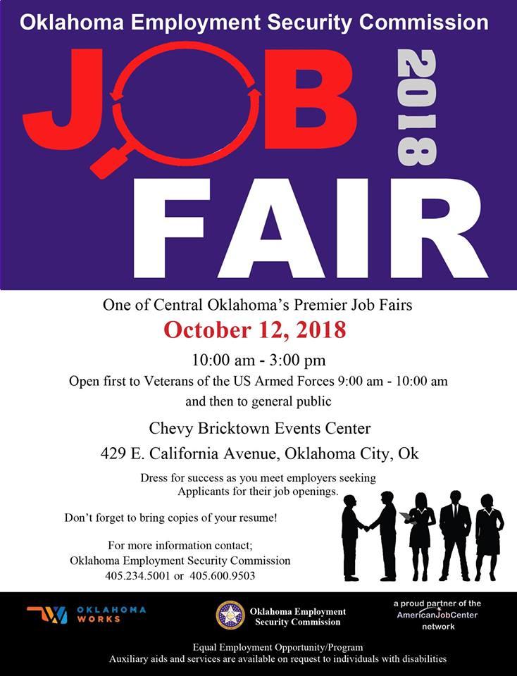2018 Fall Job Fair