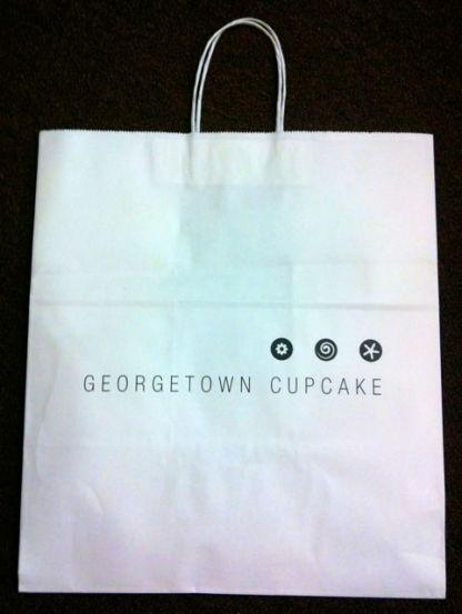 GeorgetownCupcakeBag