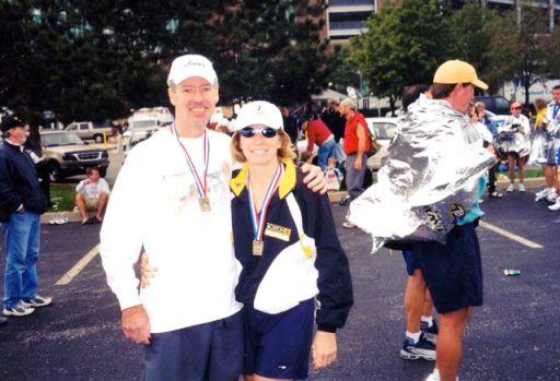 BaltimoreMarathon2002DebBill